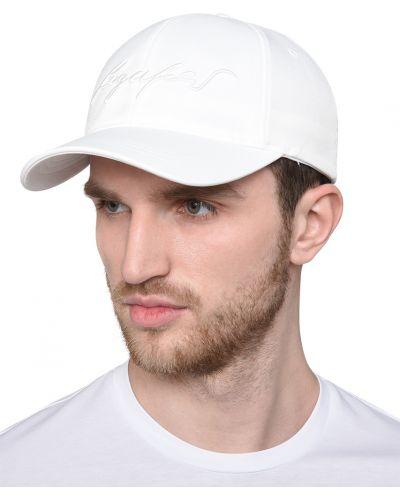 Бейсболка белый Lagerfeld