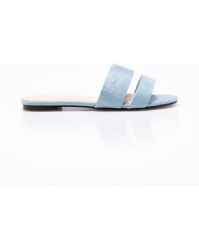 Синие сандалии Public Desire