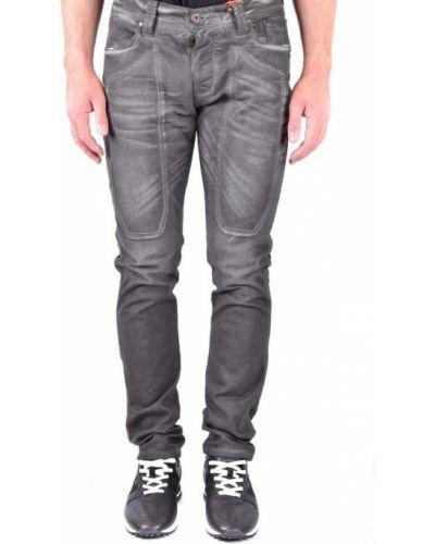 Szare mom jeans Jeckerson