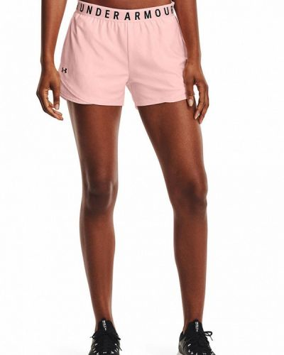 Спортивные шорты - розовые Under Armour