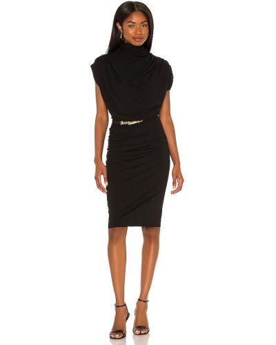 Черное деловое платье Wolford
