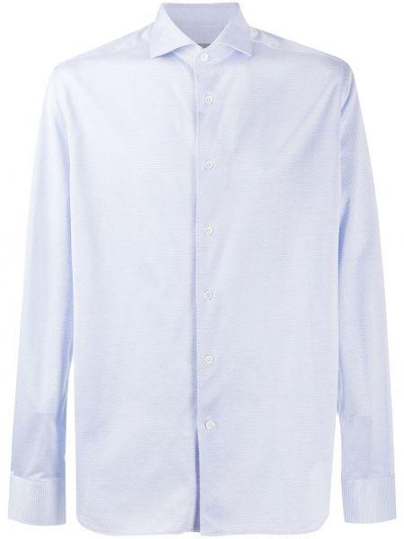 Koszula z długim rękawem klasyczna długa Corneliani