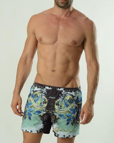 Пляжные шорты черные Geronimo