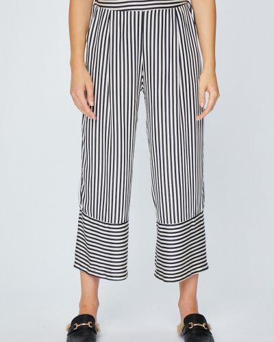 Свободные брюки с карманами брюки-сигареты Answear