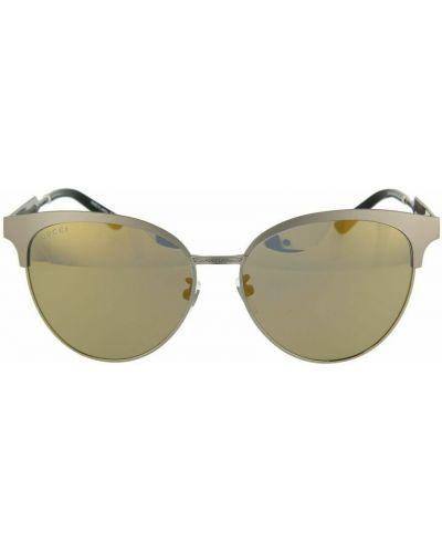 Okulary - szare Gucci