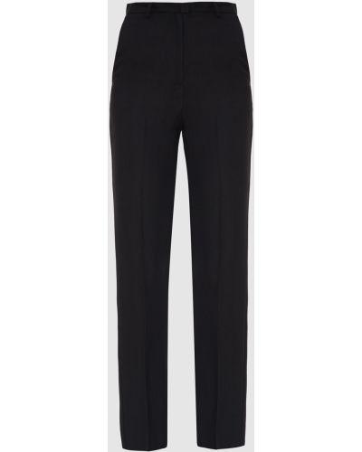 Классические брюки - черные Twin-set
