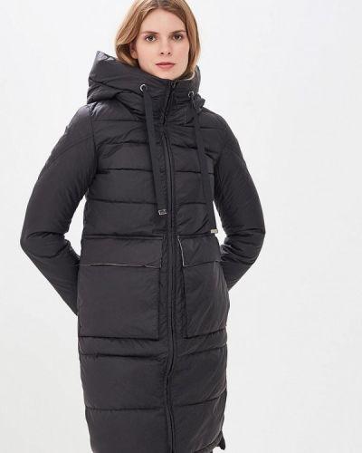Зимняя куртка утепленная черная Neohit