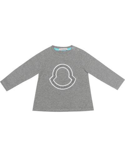 Рубашка стрейч Moncler Enfant