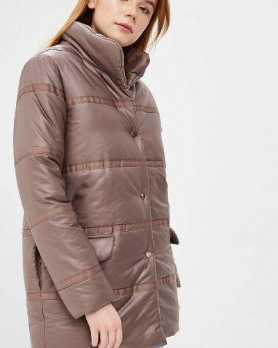 Утепленная куртка демисезонная весенняя Lorani