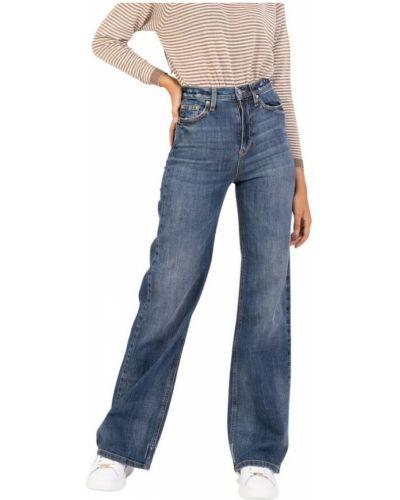 Niebieskie mom jeans Vicolo