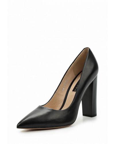 Черные туфли Winzor