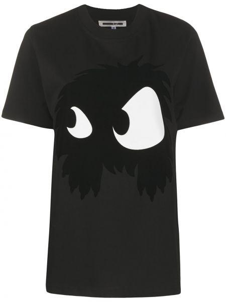 Короткая футболка Mcq Alexander Mcqueen