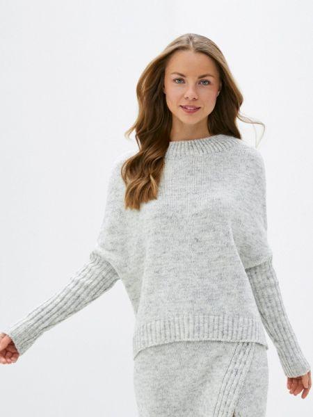 Серый свитер Sewel