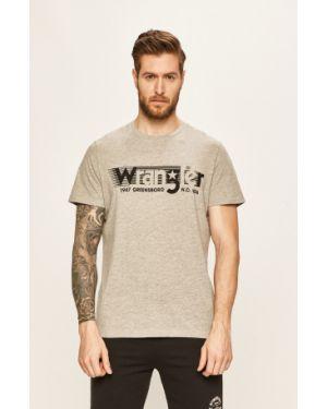 Koszula z wiskozy wełniany Wrangler