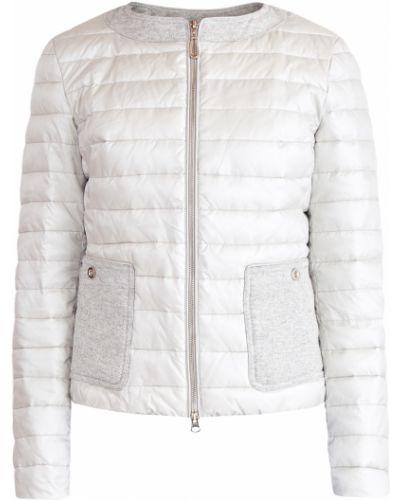 Куртка на молнии - серая Cudgi