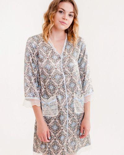 Платье весеннее бежевое Mia-sofia
