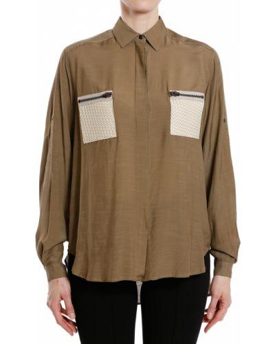 Рубашка - коричневая Hotel Particulier