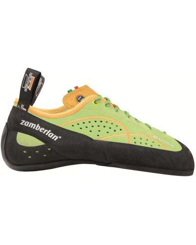 Туфли жёлтые оранжевый Zamberlan®