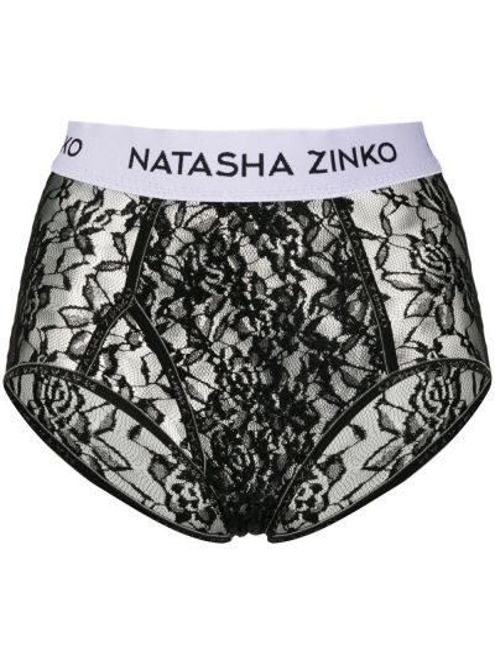 Брифы - черные Natasha Zinko