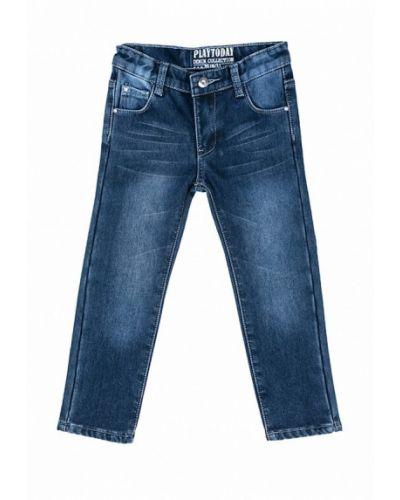 Синие джинсы Playtoday