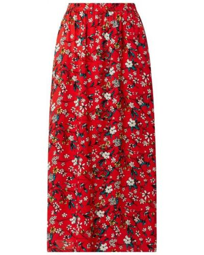 Spódnica maxi rozkloszowana z wiskozy Vero Moda