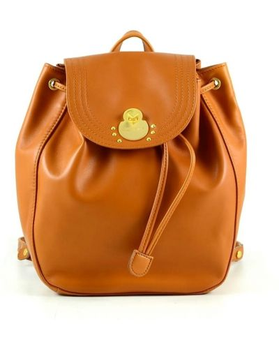 Brązowy plecak Longchamp