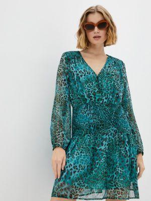 Джинсовое платье - бирюзовое Guess Jeans