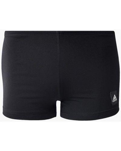 Плавки-боксеры черные Adidas