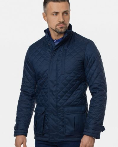 Куртка демисезонная синяя Arber