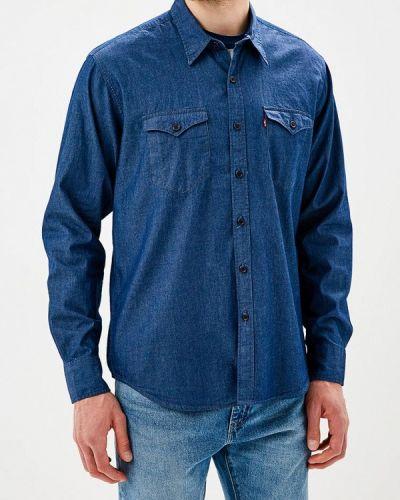 Синяя джинсовая рубашка Levi's®