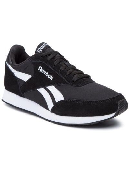 Czarne joggery Reebok