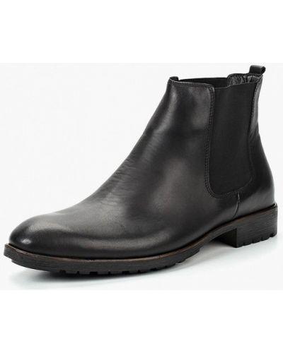 Кожаные ботинки осенние челси Tamboga