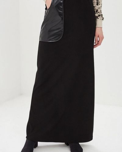 Юбка - черная Sahera Rahmani