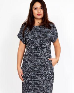 Платье серое платье-сарафан Lika Dress