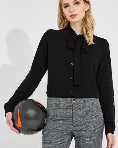 Черная блузка осенняя Liu Jo