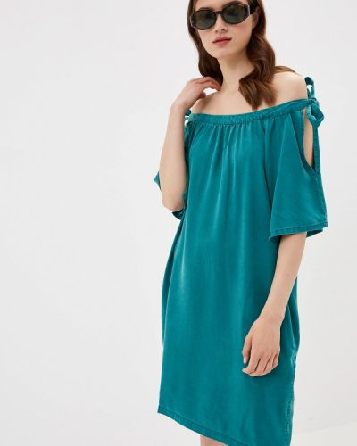 Бирюзовое платье Q/s Designed By