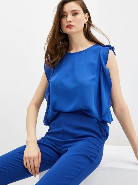 Джинсовый топ - синий Trussardi Jeans