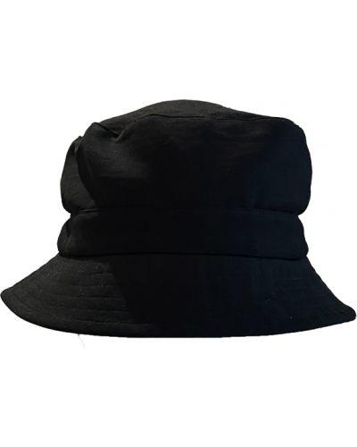 Czarny kapelusz Sarah Pacini