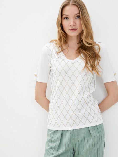 Белый пуловер Passioni