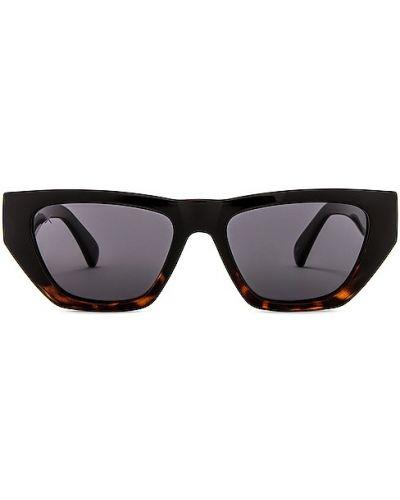 Мягкие черные солнцезащитные очки Dime Optics