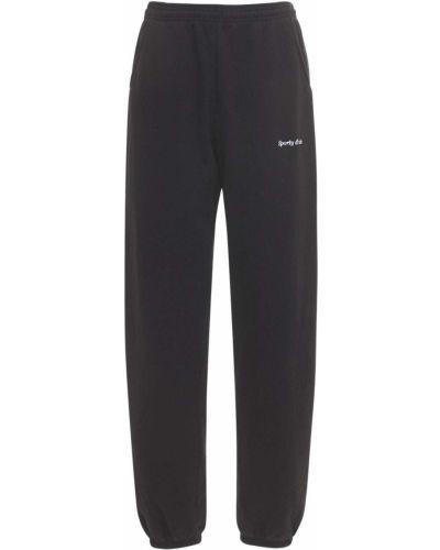 Классические брюки эластичные Sporty And Rich