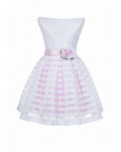 Платье на торжество белое Love Story