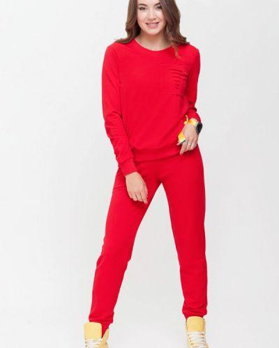 Спортивный костюм красный Xarizmas