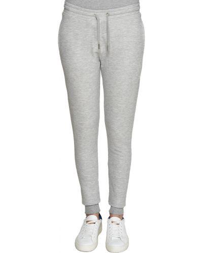 Спортивные брюки из полиэстера - серые Zoe Karssen