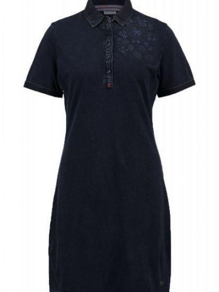 Повседневное платье - синее Napapijri