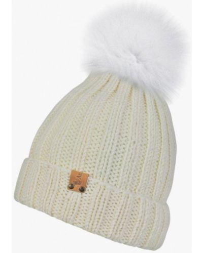 Бежевая шапка Anmerino