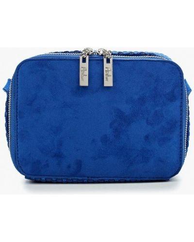 Синяя сумка Menbur