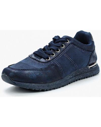 Синие кроссовки Saivvila