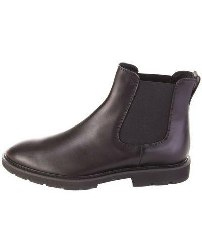 Czarne sneakersy Tod's