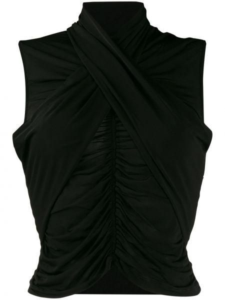 Блузка без рукавов с V-образным вырезом батник Unravel Project